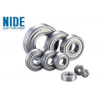 Natural Electric Motor Spare Parts Standard Ring Roller Hub Bearing Ball Bearing