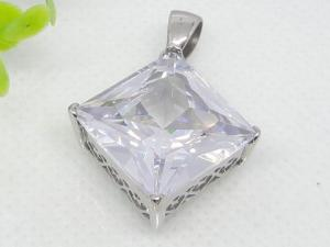 China semi precious stone pendant 1240026 on sale