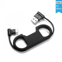 Keychain Multi Function Micro USB To USB Cable , 2.1A Fast Charging Cable