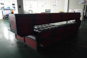 China Large Format Inkjet UV Flatbed  Machines for TIFF / JPEG / Postscript 3  RICOH GEN4/GEN5 on sale