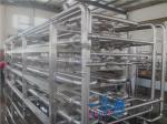 Milk Liquid Filling Machine 4- In -1 Aseptic Sterilizer & Monoblock Filler