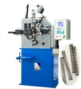 Quality Servo Drive Control Compression Spring Machine And Coiler High Speed Two Axes for sale