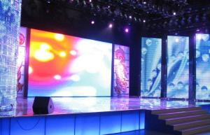 China High Brightness P3 SMD Stage Background Led Display Concert Led Screen 1R1G1B on sale