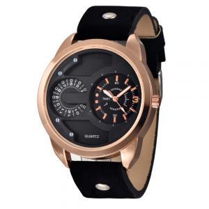 China Ladies Fashion Watch , Custom Design Dress wrist watch Analog watch ,Male Casual Luxury Man Watch with Leather strap on sale