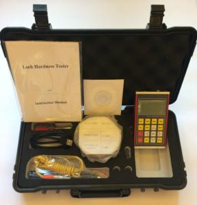 China Metal Portable Hardness Tester, Leeb Hardness Meter with Metal Shell RH-130 on sale