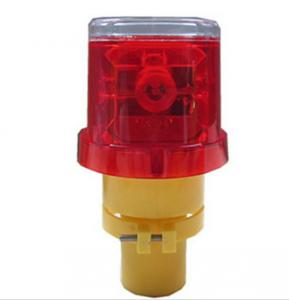 China Hot sale solar warning light, solar LED flashing light,solar traffic cone light on sale