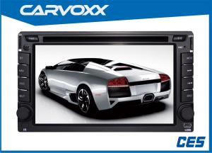 China 2 Din Touch Screen Universal Car DVD Multimedia System 6.2 inch on sale