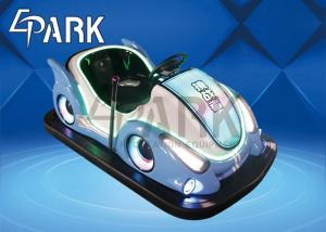 China UFO Shape Kids Bumper Car With 4 Pcs Battery / Remote Operated Amusement Park Rides on sale