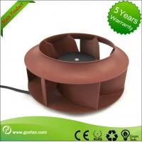 China 48V Ventilation DC Input Centrifugal Air Blower For Equipment Cooling on sale