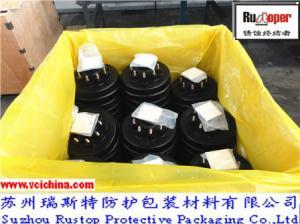 China VCI anticorrosive three dimension bag wrap on sale