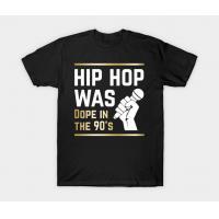 Plain Hip Hop Tshirt Cheap T-Shirt Cotton T Shirts For Men