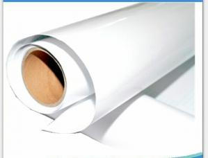 China self adhesive vinyl film with  PVC for car advertising on sale