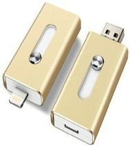 China factory price 2 in 1 otg usb flash for mobile phone and ipad and micro usb on sale