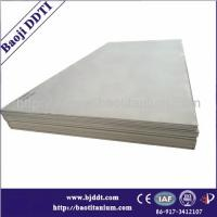 China ASTM B265 F136 Titanium Plate Forfracture Use Skull Plate Plate Heat Exchanger on sale