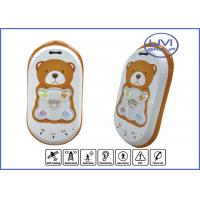 China PT301 850/ 900/ 1800/ 1900 MHz GSM / GPRS Plastic Cover GPS Cell Phone Trackers for Kids, Animal on sale