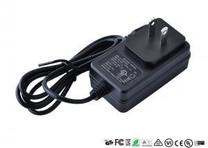 China Wall Mount Power Adapter Single Output US EU UK Plug AC DC Adaptor 12v 0.8a 800ma on sale