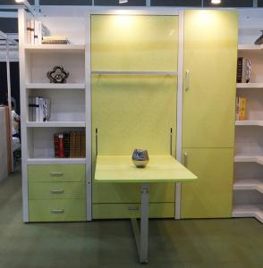 patented hidden furniture single murphy wall bed with desk and rh modernwallbed sell everychina com