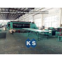 China 6t Hexagonal Wire Mesh Machine Motor Power 7.5 Kw High Speed Smooth Running on sale