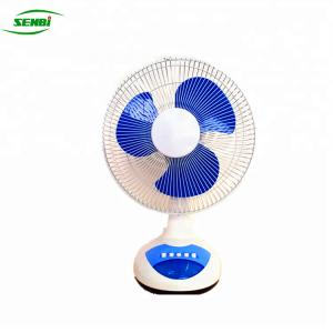 China 40W 220V AC Table Fan Home Electronics Long Lifespan CE ROHS Approved on sale