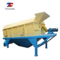 China Small Size Stone Sand Screening Machine Rotary Drum Trommel Screen on sale