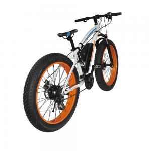 China Fat Tire Snow 2 Wheel Electric Bike 500w Foldable 4-6h Charging Time With CE Certification on sale