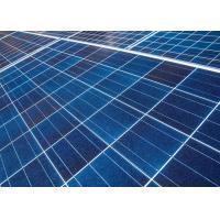 Tear Resistant B Grade Solar Panels Self Cleaning Function Easy Maintenance