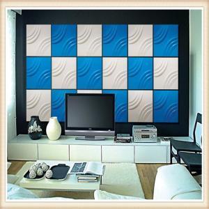 China China Supply Modern Design Decorative Interior PVC Board 3D Wall Panels on sale