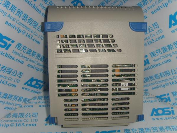Emerson Ovation 8-Channel RTD Input PMOD (5X00121G01) for