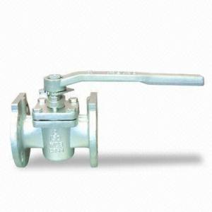 China WCB,  LCB  API 6D Stainless Steel Lubricated Plug Valves with 150 to 300 Class on sale