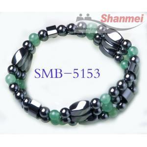 China bijoux magnétiques, perles de l'hématite jewelry.magnetic on sale