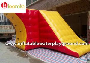 China Customized Inflatable Blob Tower Inflatable Water Sports For Water Parks on sale