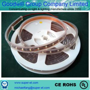 China 12V DC flexible waterproop IP65 IP66 IP68 SMD5050 CREE LED Strip Lights on sale