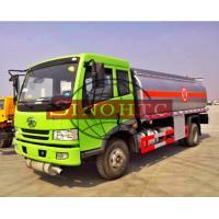 6 - 10cbm Brand New Fuel Gasoline Truck 4x2 Driving Type Optional Refuel Device
