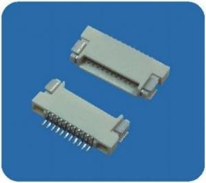 China Equivalent Molex FFC SMT Connector 522710879 For Surgical Equipment , Height 1.5MM on sale