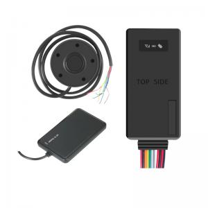 China Remote Control Vehicle Fuel Tracking System , Car Rechargeable GPS Tracker on sale