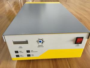 China 200CPM Cycle Rate Ultrasonic Power Supply Automatic Searching Frequency Digital Generator on sale