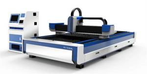 China Double Drive 500W Fiber Laser Engraving Machine Easy To Push Materials on sale