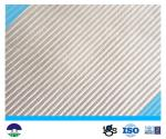 White Multifilament Woven Geotextile 200kN