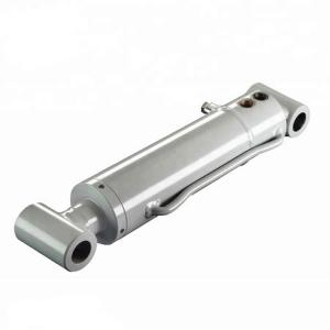 China Piston Custom Hydraulic Cylinders Merkel Parker Halite Seals Available on sale