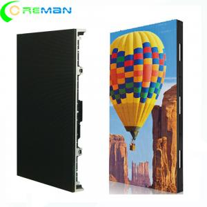 China Digital Concert Flexible LED Video Panels P4.81 P3.91 Outside 500x1000 AngLED on sale