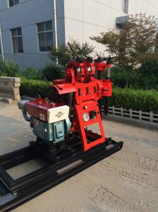 China Low Cost Borehole Water Well Drilling Rig on sale