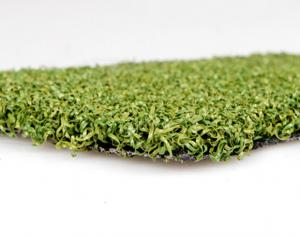 China Monofilament Polypropylene Outdoor Artificial Grass Courtyard / Landscape 15mm Dtex6000 on sale