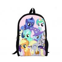 Little Pony Cartoon school bag
