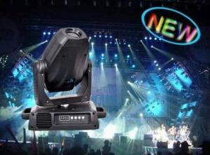 China DMX512 Disco DJ Show 60W Moving Head LED Stage Lights of 16 channels on sale