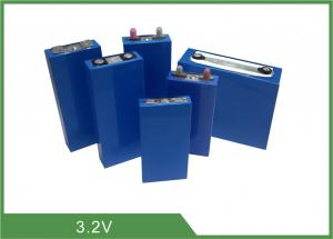 China No Pollution Rechargeable Lifepo4 Battery Cells 8 Years Calendar Life on sale
