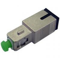 1 - 30dB SC APC Fiber Optic Single Mode Fixed Male to Female Type Attenuator