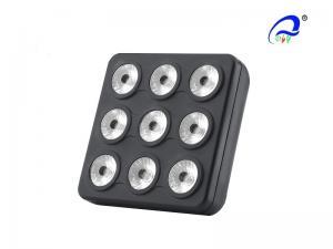 China 30W9 PCS RGB-WW / RGBCW / RGB UV LED Show panel LED Show panel dmx Led Matrix on sale