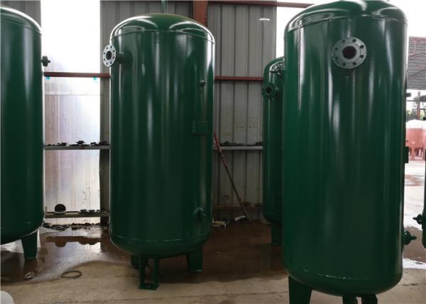 Carbon Steel Vertical Liquid Oxygen Storage Tank 0 8MPa