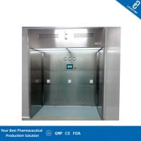 China Modular Clean Room Equipment , Class 100 Raw Material Purifying Weighing Booth on sale