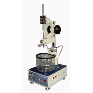 China Grey Asphalt Testing Equipment Bitumen Penetrometer Penetration Test Kit on sale